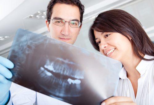Mínima radiación computarizada en Chamberí - Baquero Odontología Familiar-1